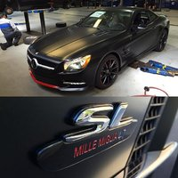 Picture of 2016 Mercedes-Benz SL-Class SL550, exterior
