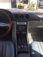 Picture of 1980 Mercedes-Benz 450-Class, interior