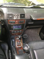 Picture of 2011 Mercedes-Benz G-Class G550, interior