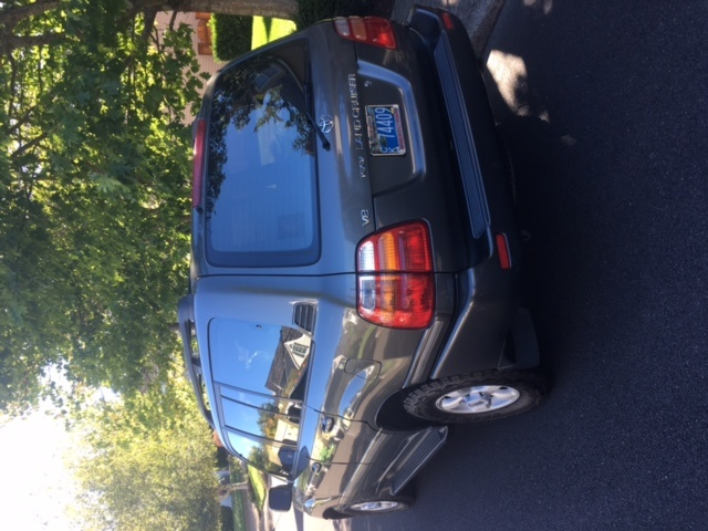 Picture of 1998 Toyota Land Cruiser 4WD