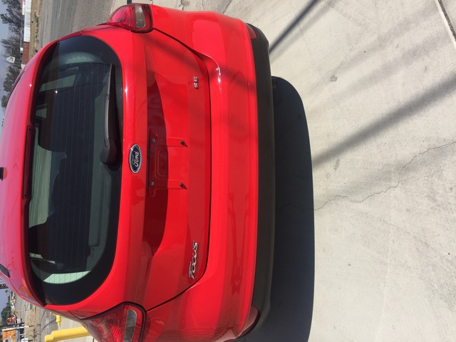 Picture of 2016 Ford Focus SE Hatchback, exterior, gallery_worthy