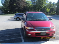 Picture of 1997 Chrysler Town & Country LXi, exterior