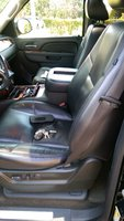 Picture of 2010 Chevrolet Suburban LTZ 1500 4WD, interior