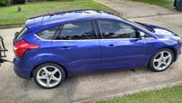 Picture of 2013 Ford Focus Titanium Hatchback, exterior, gallery_worthy