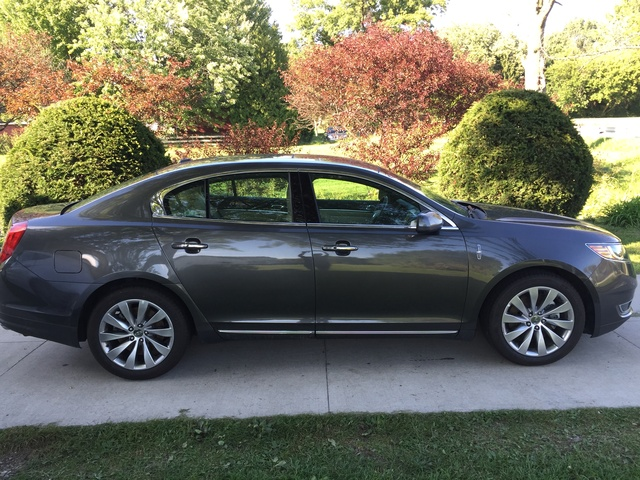 Picture of 2016 Lincoln MKS Sedan, exterior, gallery_worthy