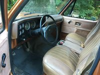 Picture of 1980 Chevrolet C/K 10, interior