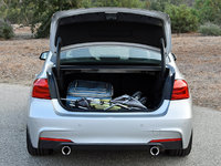 2016 BMW 3 Series 340i Sedan RWD, 2016 BMW 340i trunk, interior, gallery_worthy