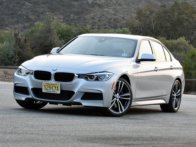 2016 BMW 3 Series 340i Sedan RWD, 2016 BMW 340i, exterior, gallery_worthy