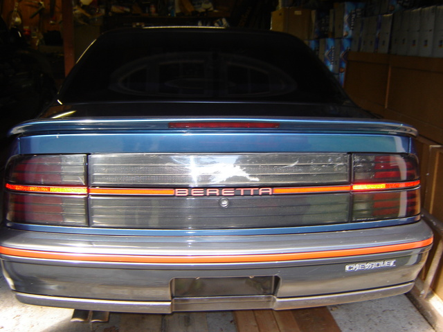 Picture of 1990 Chevrolet Beretta GT