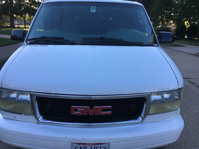 Picture of 2002 GMC Safari 3 Dr SLE Passenger Van Extended