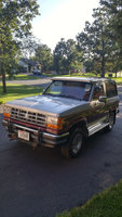 Picture of 1989 Ford Bronco II XLT Plus 4WD, exterior