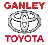 Ganley Toyota logo