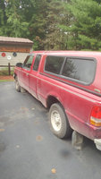 Picture of 1993 Ford Ranger XLT Extended Cab SB, exterior