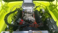 Picture of 1966 Dodge Coronet, engine