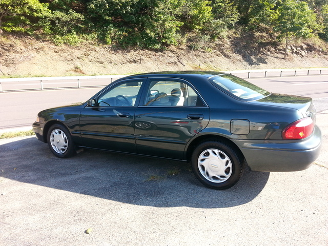 Picture Of 2002 Mazda 626 LX V6, Exterior, Gallery_worthy