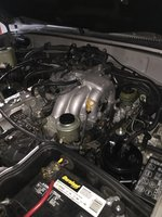 Picture of 1997 Lexus LX 450 Base, engine