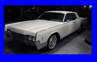 1966 Lincoln Continental Overview