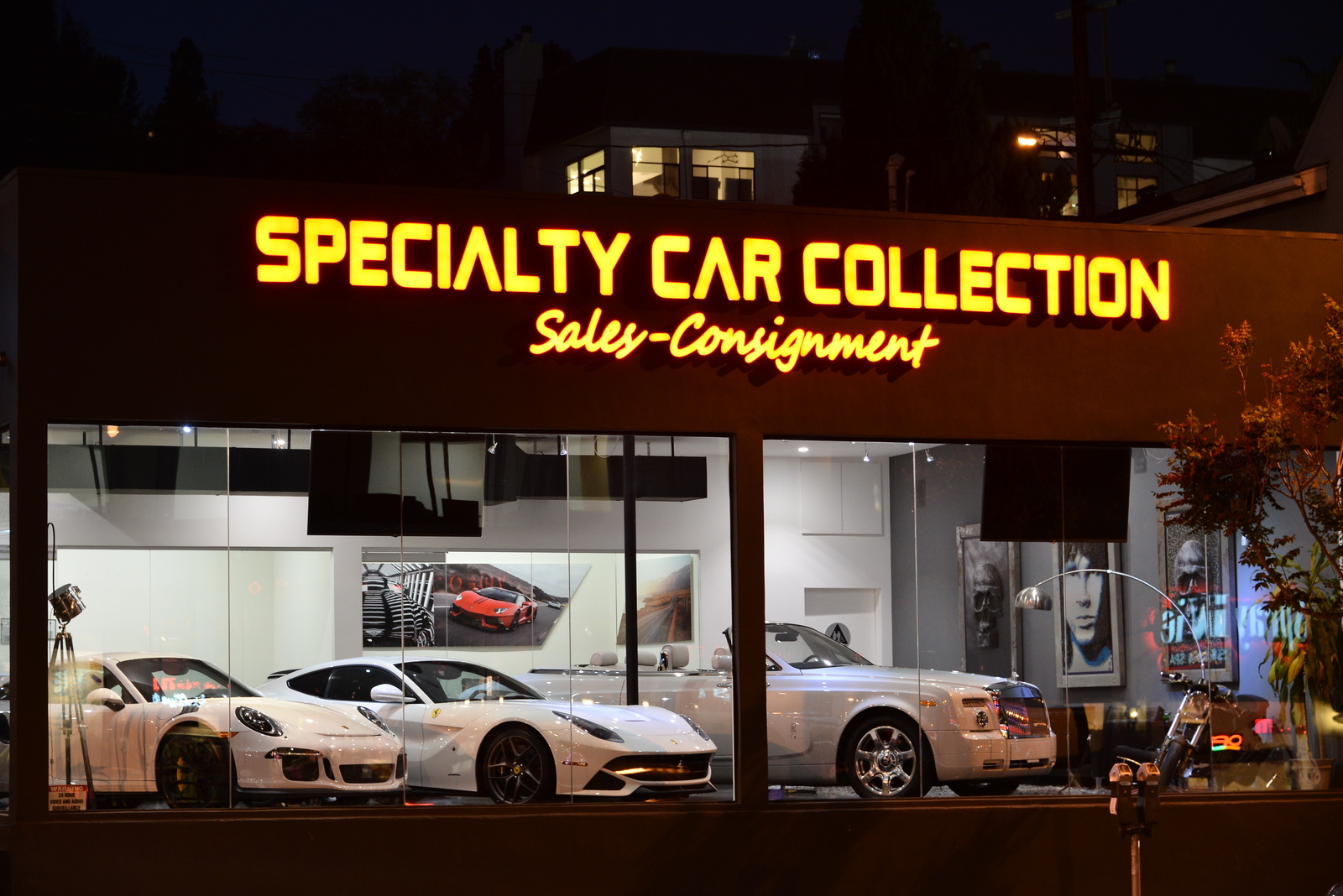 Specialty Car Collection West Hollywood Ca Read