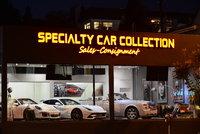 Specialty Car Collection logo