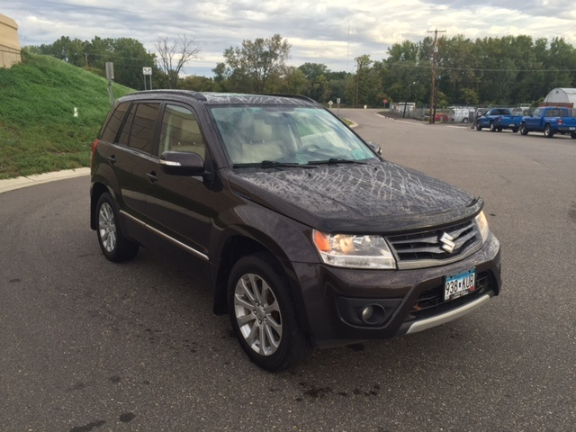 Picture of 2013 Suzuki Grand Vitara Premium AWD
