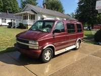 Picture of 2001 Chevrolet Astro LS AWD Passenger Van Extended, exterior