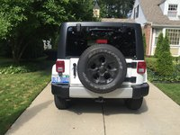 Picture of 2013 Jeep Wrangler Unlimited Sahara, exterior