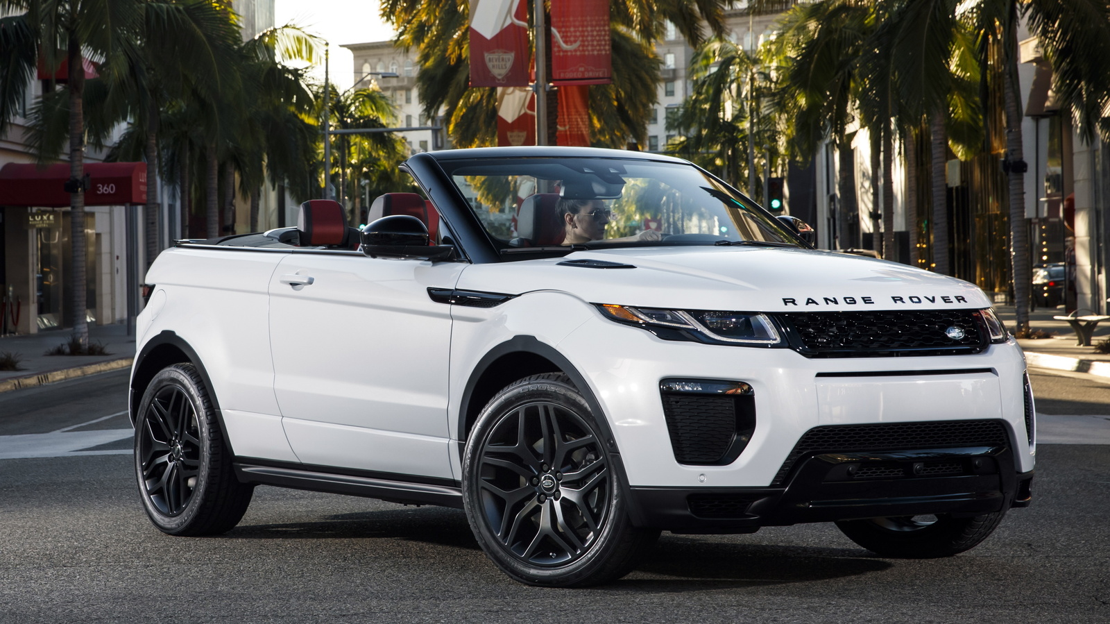 2017 Land Rover Range Rover Evoque For Sale In Los Angeles