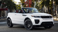 2017 Land Rover Range Rover Evoque Overview