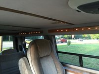 Picture of 2001 Chevrolet Astro LS AWD Passenger Van Extended, interior