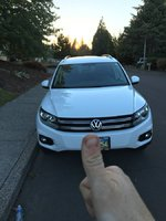 Picture of 2015 Volkswagen Tiguan SE 4Motion w/Appearance, exterior