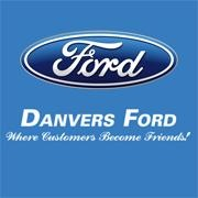 Danvers Ford logo