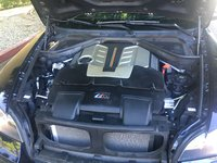 Picture of 2010 BMW X5 M AWD, engine
