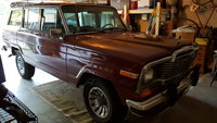 1984 Jeep Grand Wagoneer Picture Gallery