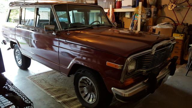 1984 jeep wagoneer reviews
