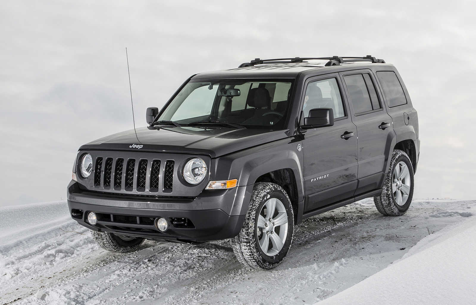 Why is the jeep patriot so cheap