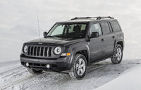 2017 Jeep Patriot, Front-quarter view., exterior, manufacturer