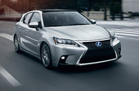 Lexus CT 200h Overview
