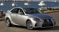 2017 Lexus IS 200t Picture Gallery