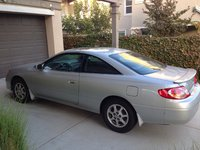 2002 Toyota Camry Solara Picture Gallery