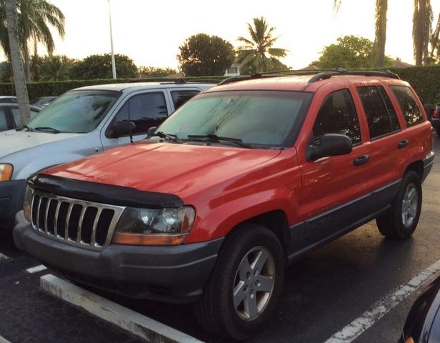 Picture of 2001 Jeep Grand Cherokee Laredo