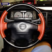 Picture of 1999 Isuzu VehiCROSS 2 Dr STD 4WD SUV, interior