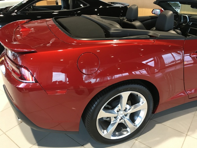 picture of 2014 chevrolet camaro lt2 convertible exterior. Cars Review. Best American Auto & Cars Review