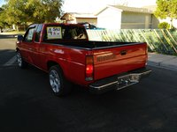 Picture of 1996 Nissan Pickup 2 Dr XE Standard Cab SB, exterior