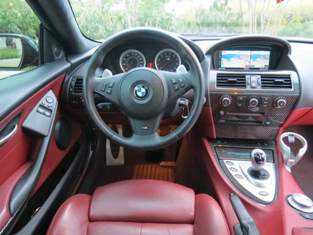 2007 BMW M6 - Interior Pictures - CarGurus
