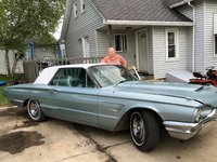 1964 Ford Thunderbird Overview