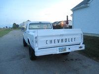 1973 Chevrolet C/K 10 Overview