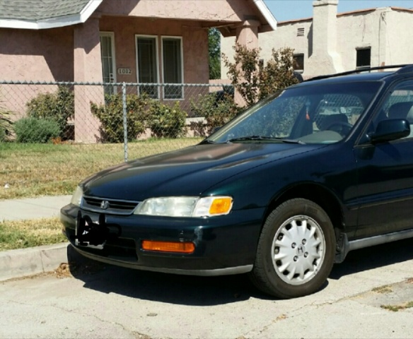 Picture of 1997 Honda Accord EX Wagon, exterior