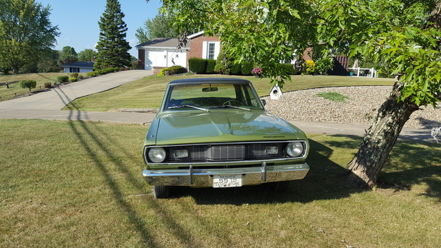 Picture of 1972 Plymouth Valiant