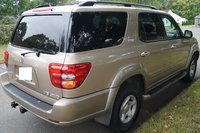 Picture of 2001 Toyota Sequoia SR5 4WD, exterior