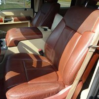 Picture of 2012 Ford F-350 Super Duty King Ranch Crew Cab 4WD, interior